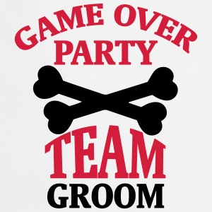 BACHELOR PARTY - TEAM OF THE GROOM  Aprons - Cooking Apron