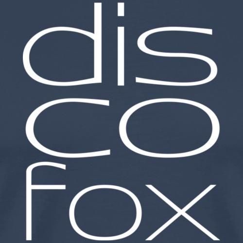 Discofox weiß
