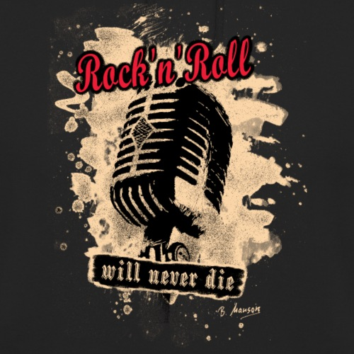 Rock-n-Roll Microfone - red