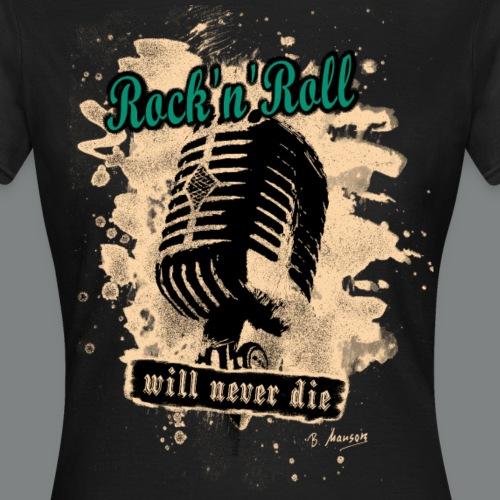 Rock-n-Roll Microfone - green
