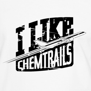 I Like Chemtrails T-Shirts - Men's Ringer Shirt