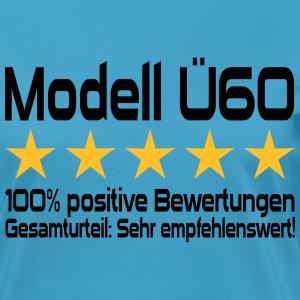 "Geburtstag T-Shirts mit ""Modell Ü60 Geburtstag"""