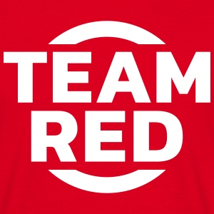 Team Red T-Shirts - Männer T-Shirt