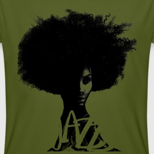 Jazz T-shirts - Mannen Bio-T-shirt