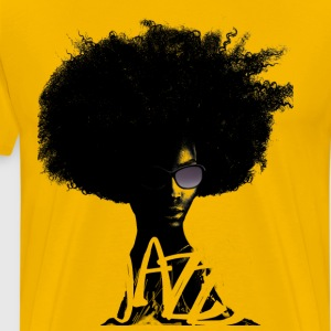 Jazz T-Shirts - Men's Premium T-Shirt