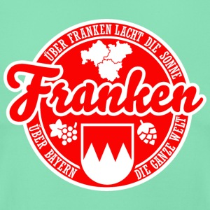 Spassprediger.de presents: Franken T-Shirts - Frauen T-Shirt
