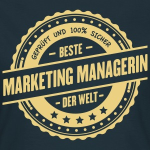 Beste Marketing Managerin T-Shirts - Frauen T-Shirt