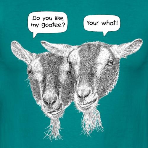 Funny Goatee Beard