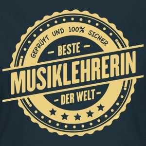 Best Musiklehrerin T-Shirts - Frauen T-Shirt