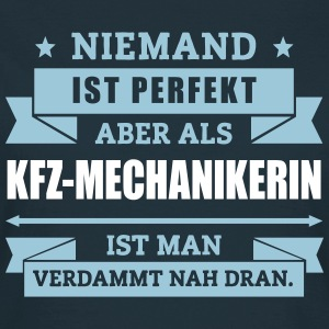 Funshirt KFZ-Mechanikerin T-Shirts - Frauen T-Shirt