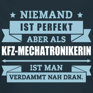 Fun KfZ-Mechatronikerin T-Shirts - Frauen T-Shirt
