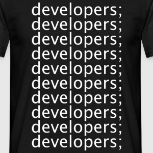 Developers - Men's T-Shirt