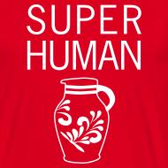 Motiv ~ Super Human Frankfurt - Bembeltown Frankfurt