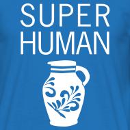 Motiv ~ Super Human Bembel - Bembeltown Frankfurt