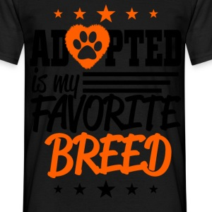 adopted T-Shirts - Men's T-Shirt
