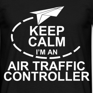 air traffic controller T-Shirts - Men's T-Shirt