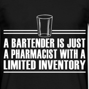 bartender limited inventory T-Shirts - Men's T-Shirt