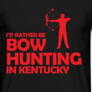 bow hunting T-Shirts - Men's T-Shirt