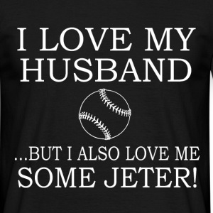 but I also love me some Jeter T-Shirts - Men's T-Shirt