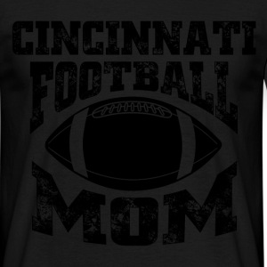 cincinnati football mom T-Shirts - Men's T-Shirt
