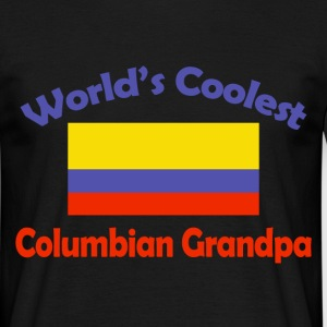 columbian grandpa T-Shirts - Men's T-Shirt