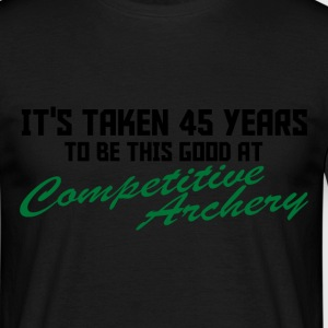competitive archery T-Shirts - Men's T-Shirt