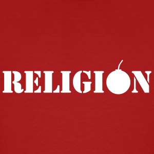 Religion, by Caspanero T-Shirts - Men's Organic T-shirt