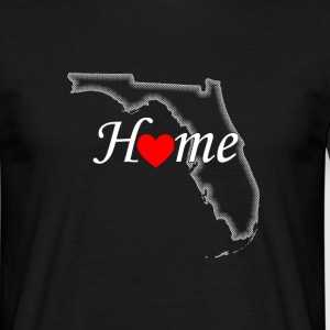 florida home T-Shirts - Men's T-Shirt