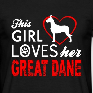 great dane T-Shirts - Men's T-Shirt