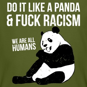 Do it like a Panda T-Shirts - Männer Bio-T-Shirt
