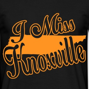 i miss knoxville T-Shirts - Men's T-Shirt