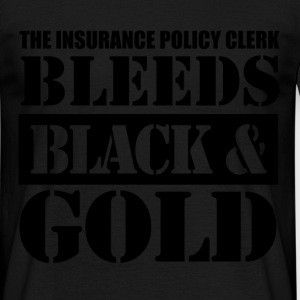 insurance policy clerk T-Shirts - Men's T-Shirt