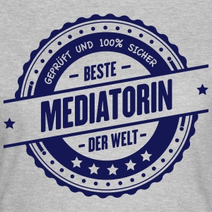 Beste Mediatorin T-Shirts - Frauen T-Shirt