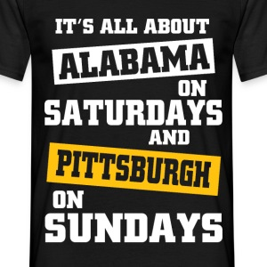 its all about alabama T-Shirts - Men's T-Shirt