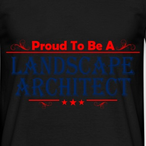 landscape architect T-Shirts - Men's T-Shirt
