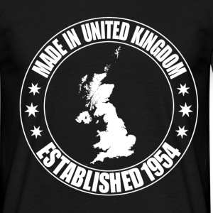 made in united kingdom - Men's T-Shirt