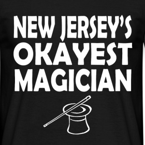 new jerseys okayest magician T-Shirts - Men's T-Shirt