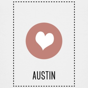 I Love Austin T-Shirts - Teenager Premium T-Shirt