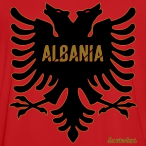 Albanien Wölfe Wappen Francisco Evans ™ T-Shirts - Men's Football Jersey