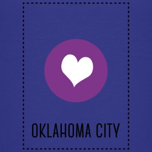 I Love Oklahoma City Shirts - Teenage Premium T-Shirt