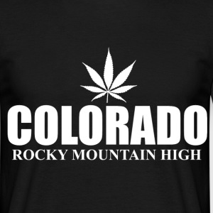 rocky mountain high T-Shirts - Men's T-Shirt