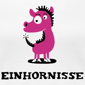 Einhornisse - Shirt - Frauen Premium T-Shirt