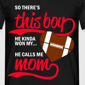 so therea this boy T-Shirts - Men's T-Shirt