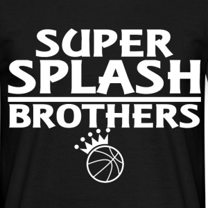 super splash bros T-Shirts - Men's T-Shirt