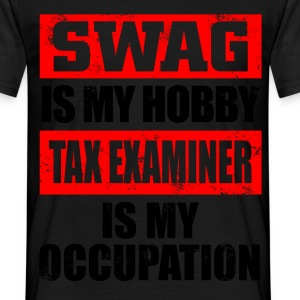 tax examiner T-Shirts - Men's T-Shirt