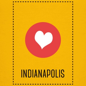 I Love Indianapolis T-Shirts - Teenager Premium T-Shirt
