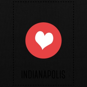 I Love Indianapolis Bags & Backpacks - Tote Bag