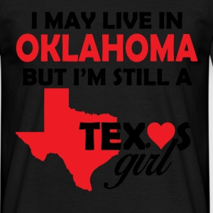 texas girl T-Shirts - Men's T-Shirt
