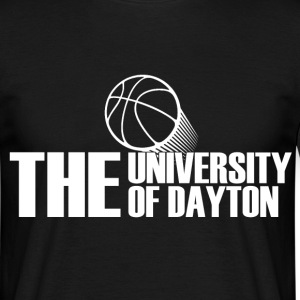 the university of dayton T-Shirts - Men's T-Shirt