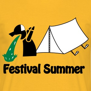 Festival Summer SHIRT MAN - Men's T-Shirt